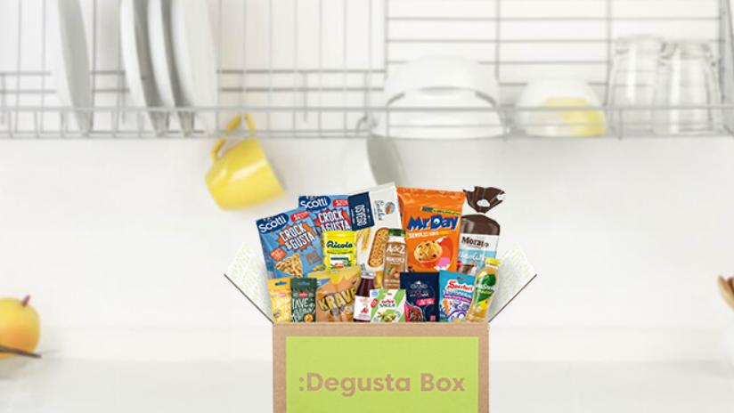 Degustabox di Agosto 2021