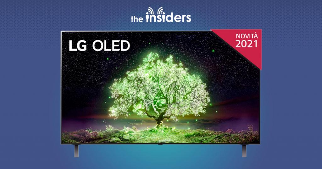 the insiders tv oled lg gratis