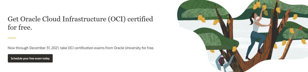 certificazione oracle cloud