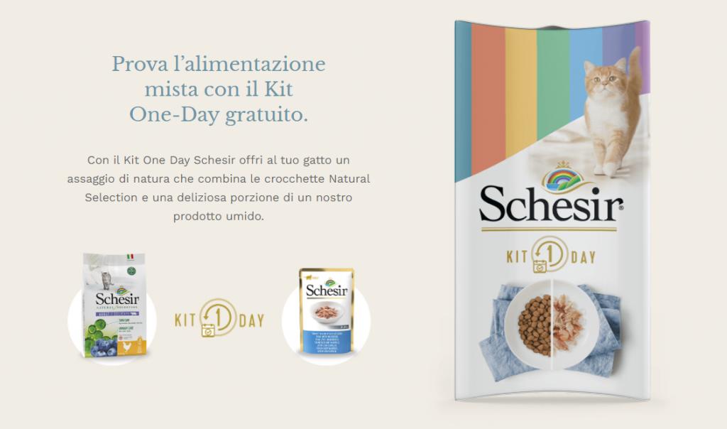 schesir kit gratis