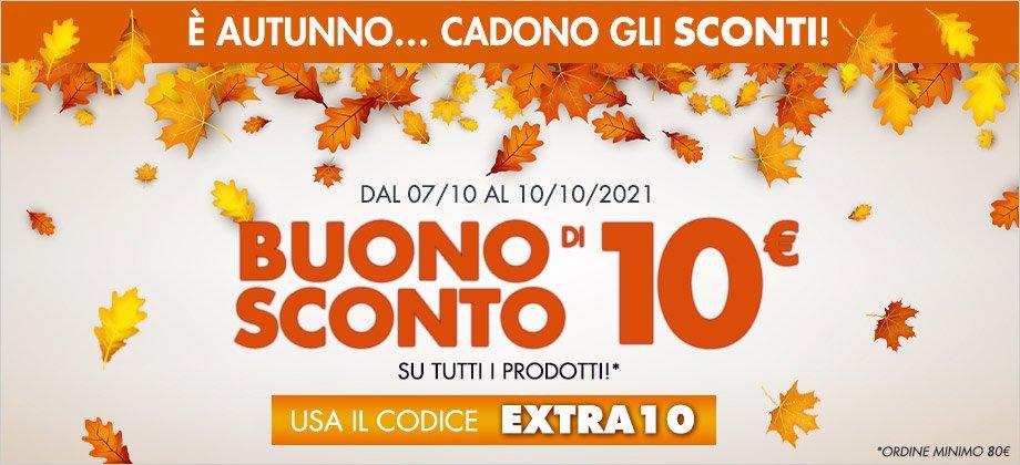 coop online sconto 10€