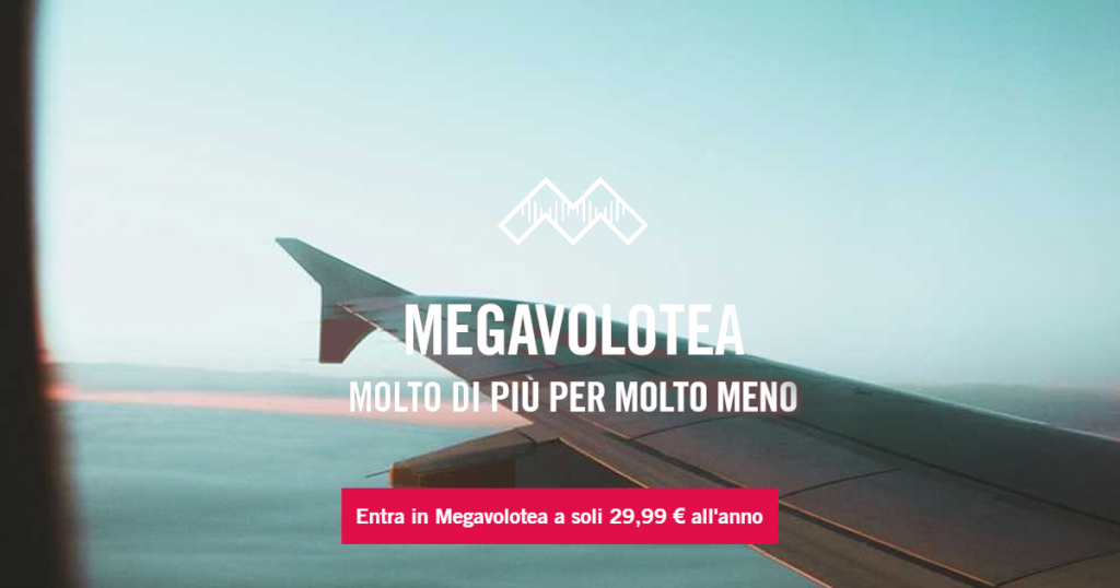 promozione megavolotea volotea